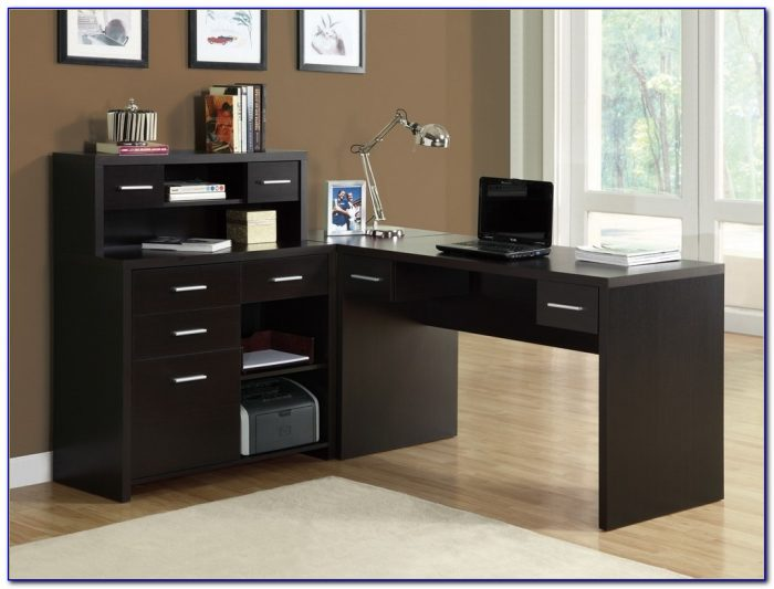 Contemporary L Shaped Desks For Home Office