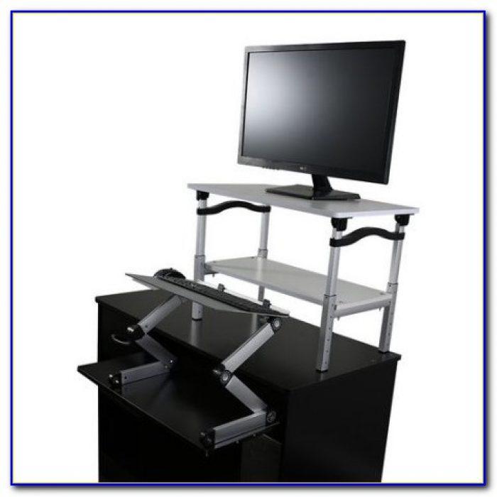Convert Normal Desk To Standing Desk