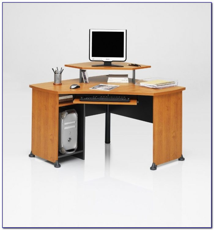 corner desk with monitor riser desk home design ideas 8zdvepwnqa76094