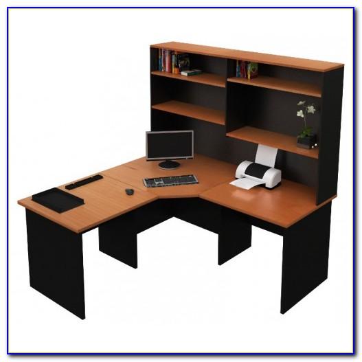 Corner Office Desk With Hutch Perth