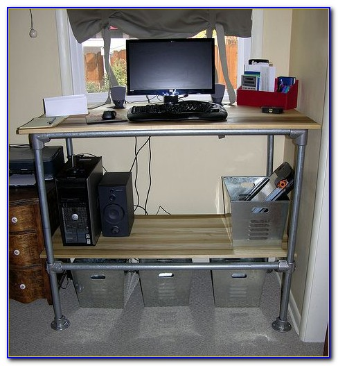 diy adjustable standing desk ikea desk home design ideas z5nkyjoq8678248. Black Bedroom Furniture Sets. Home Design Ideas