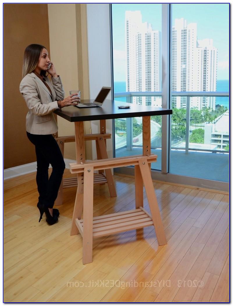 do it yourself adjustable standing desk desk home design ideas ord5q8wdmx77955. Black Bedroom Furniture Sets. Home Design Ideas