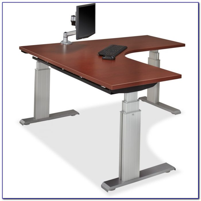 Adjustable Stand Up Desk Legs Desk Home Design Ideas