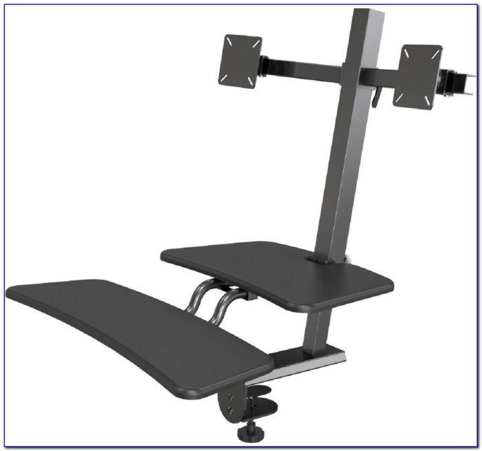 Ergotron Workfit Sit Stand Desk Desk Home Design Ideas