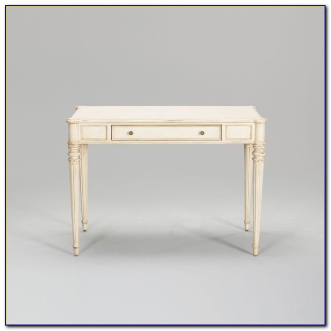 Ethan Allen Maple Computer Desk