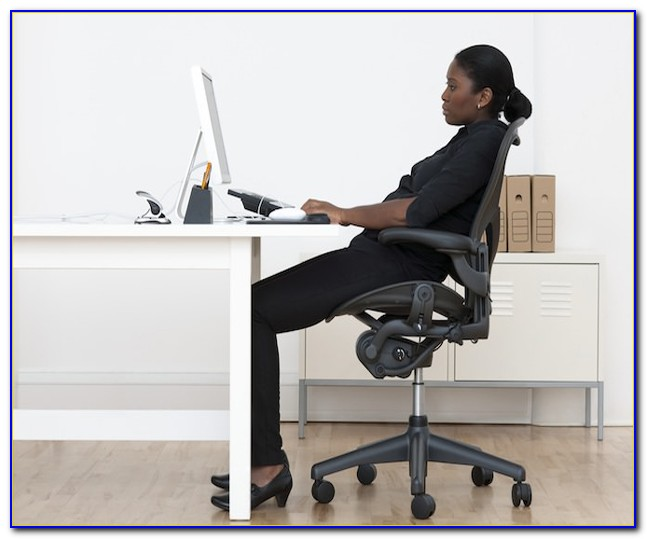 Exercises To Improve Posture At Desk