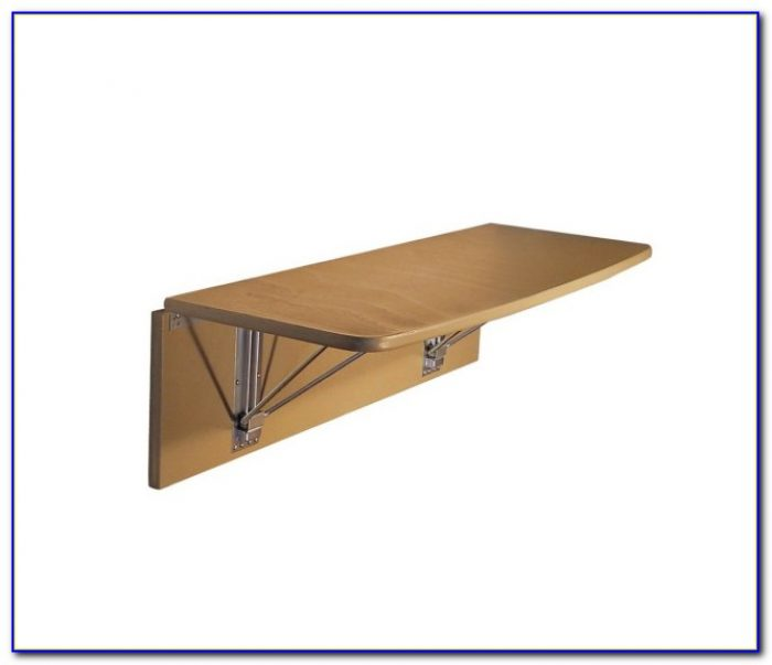 Wall Mounted Laptop Table Desk Home Design Ideas