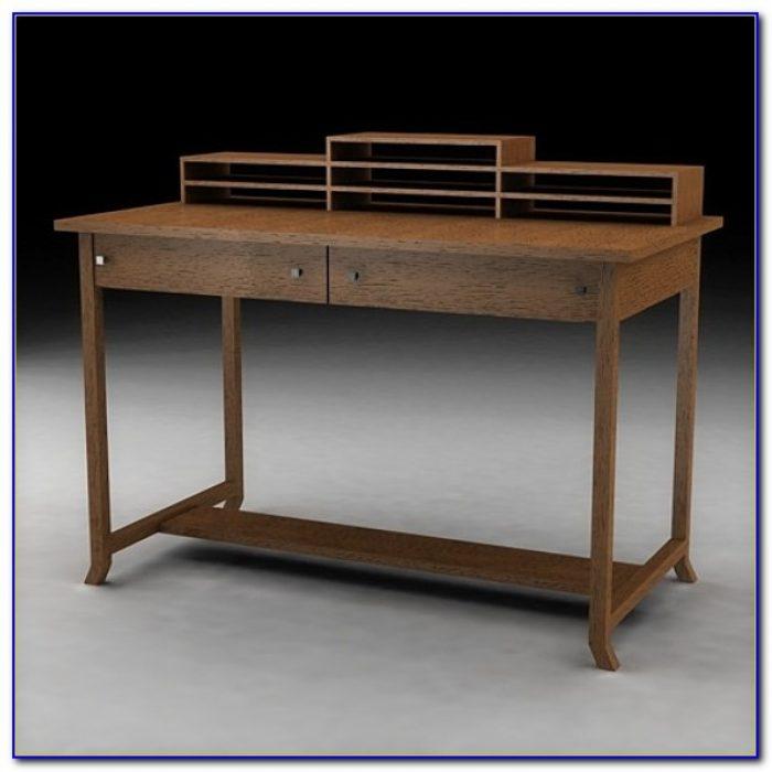 Frank Lloyd Wright Desk Clock