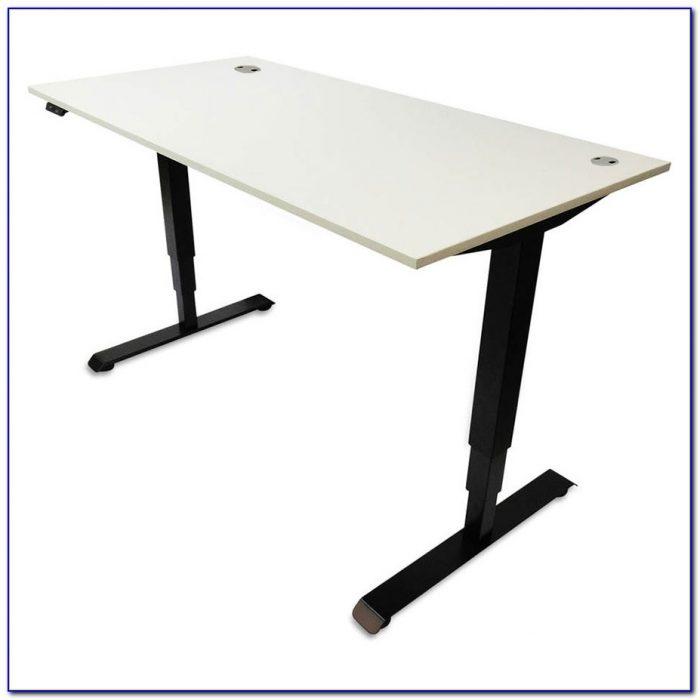Height Adjustable Computer Desk India