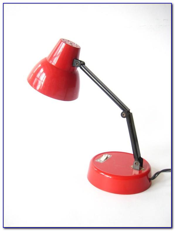 High Intensity Halogen Desk Lamp