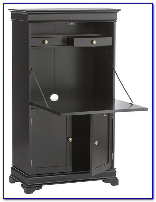 Home Decorators Collection Oxford Tall Secretary Desk