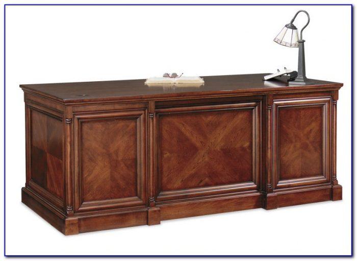Hon Double Pedestal Executive Desk