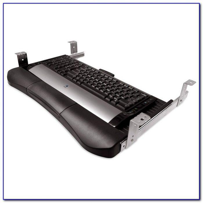 Keyboard Trays For Corner Desk