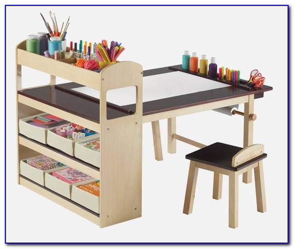 Kid Drawing Desk