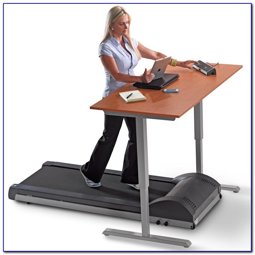 Manual Treadmill Under Desk