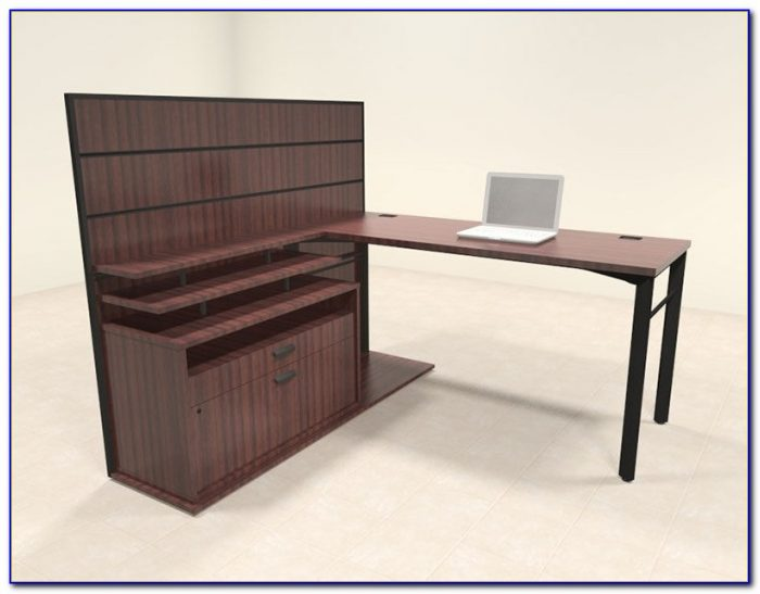 Modern L Shaped Home Office Desks