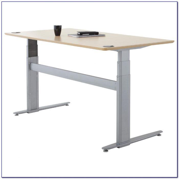 Diy Motorized Sit Stand Desk Desk Home Design Ideas
