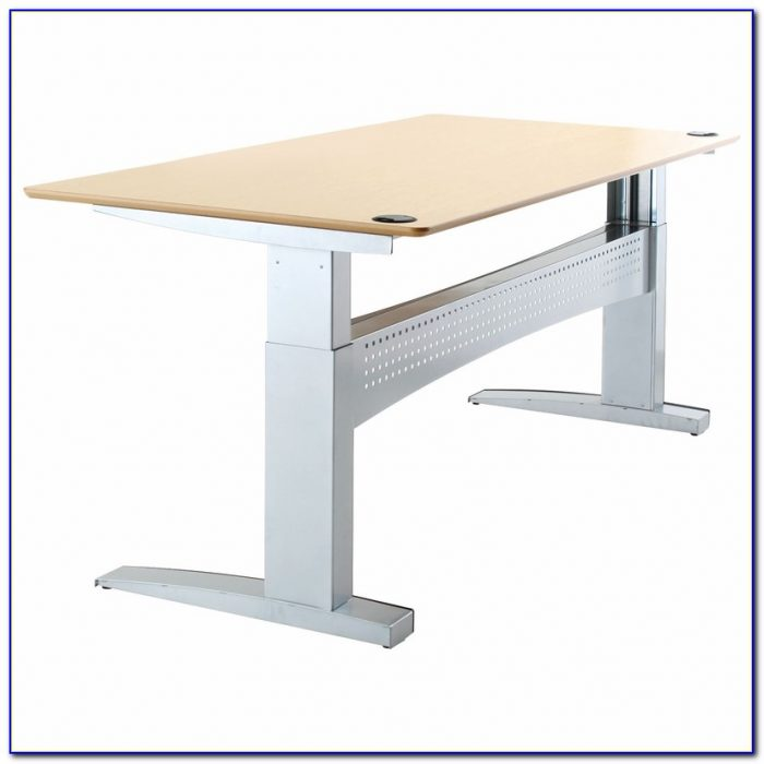 Sit stand desk motorized desk home design ideas for Ikea motorized standing desk