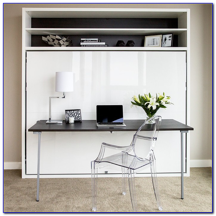 Murphy Bed Desk Combo Costco Desk Home Design Ideas