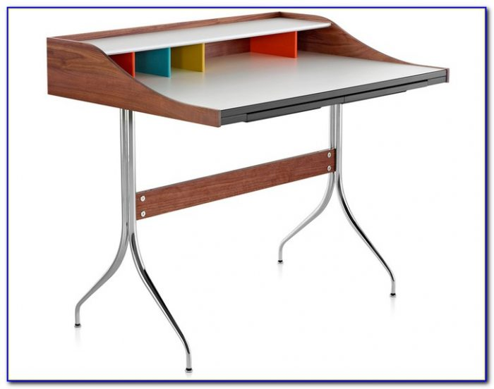 Nelson Swag Leg Desk Ebay Desk Home Design Ideas