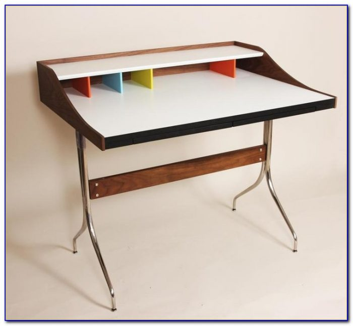 Nelson swag leg desk ebay desk home design ideas for Nelson swag leg table