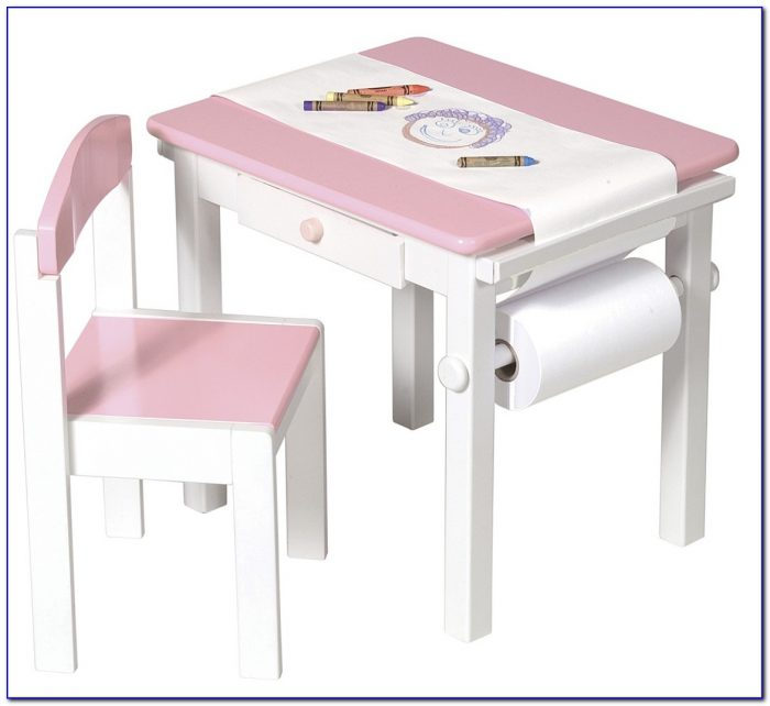 Preschool Drawing Desk