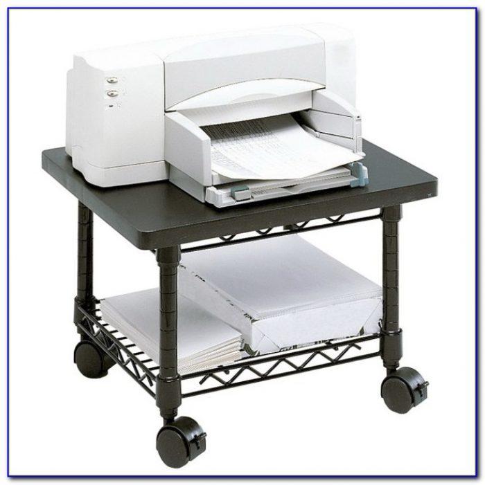 Printer Stand For Under Desk