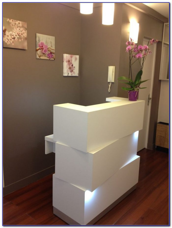 Reception Desks For Hairdressing Salons Desk Home