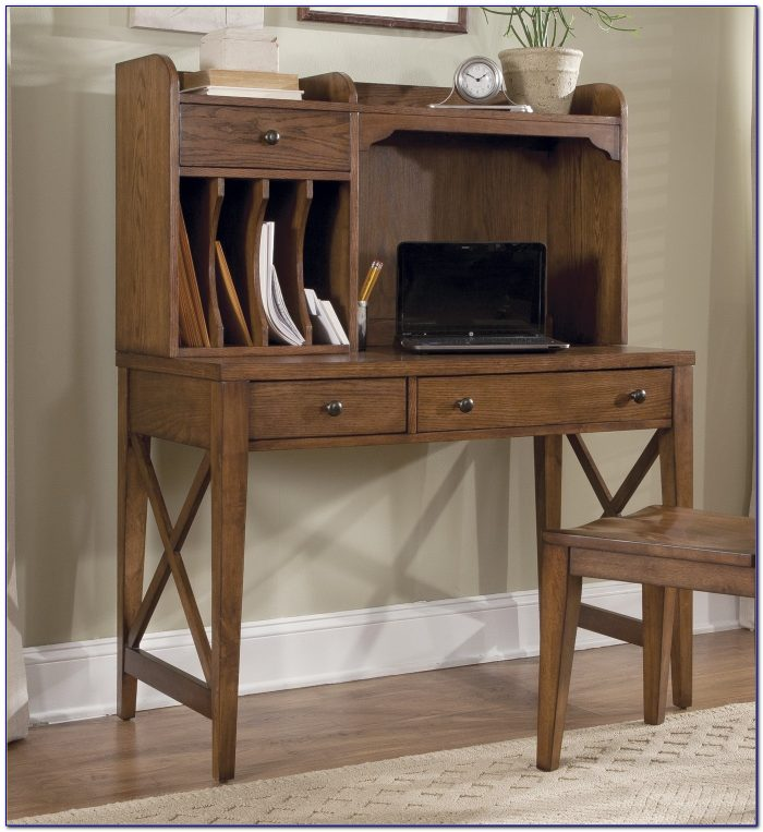 Rustic wood writing desk home design ideas