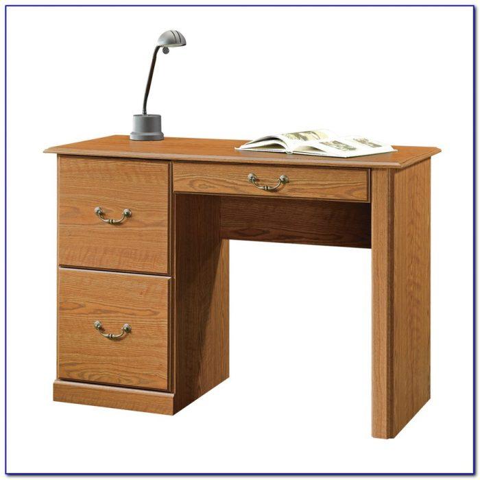 Sauder Orchard Hills Large Computer Desk With Hutch Desk