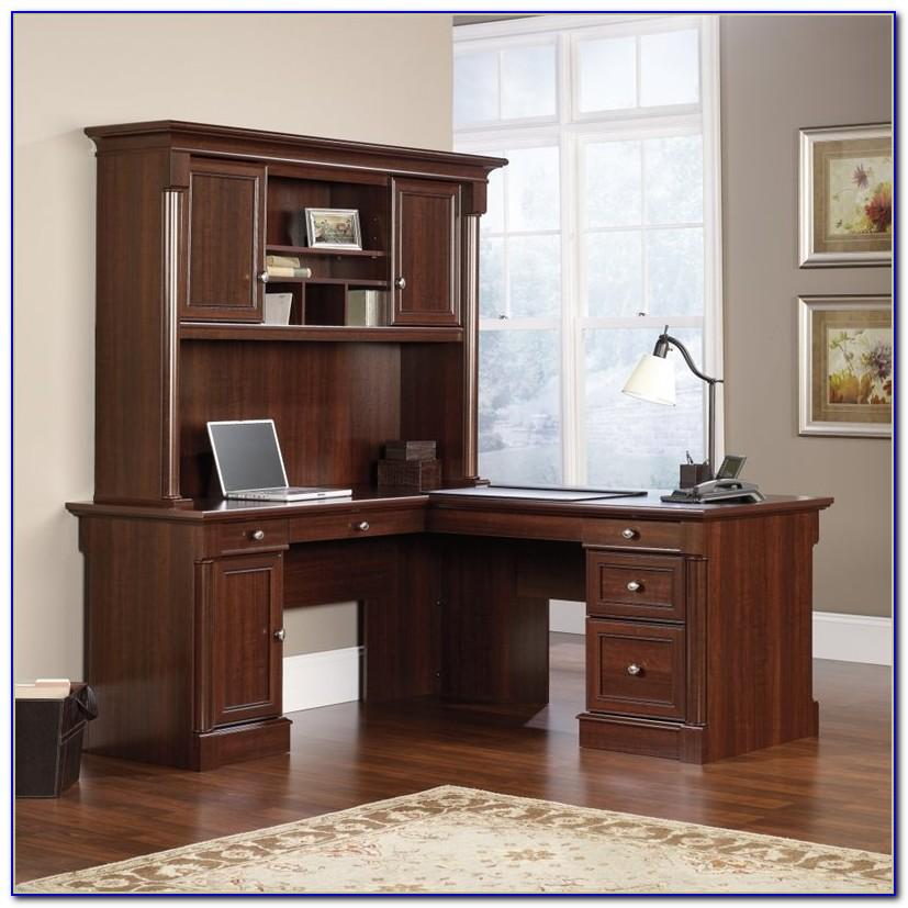 Sauder Palladia Computer Desk Multiple Finishes Desk