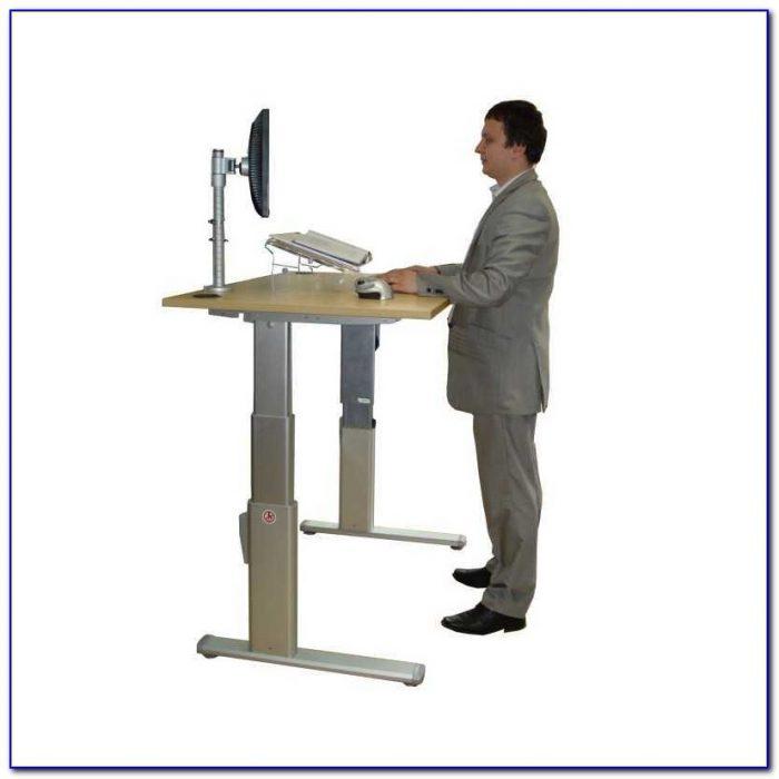 ikea sit stand desk manual