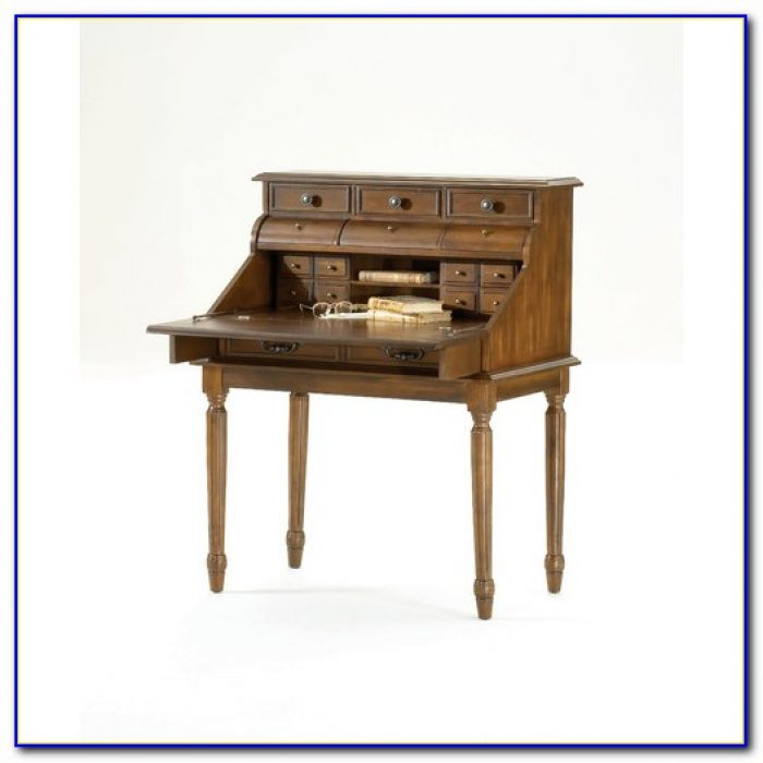 Small Drop Down Secretary Desk