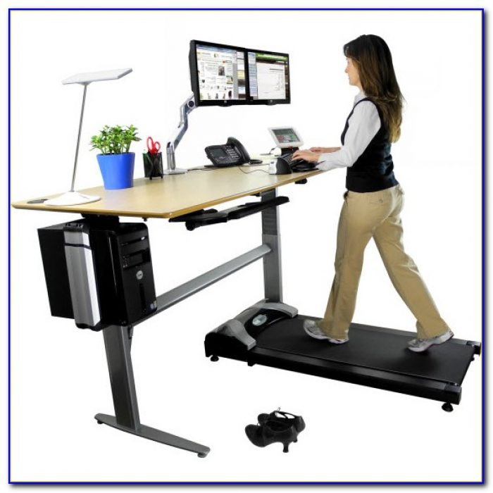 Signature Sit To Stand Treadmill Desk Desk Home Design