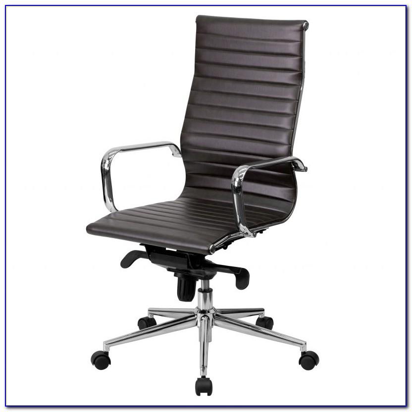 Swivel Desk Chair No Casters