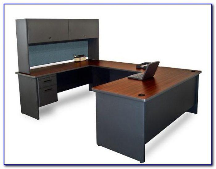 U shaped desk with hutch costco desk home design ideas abpwq2jdvx71879 - Costco office desk ...
