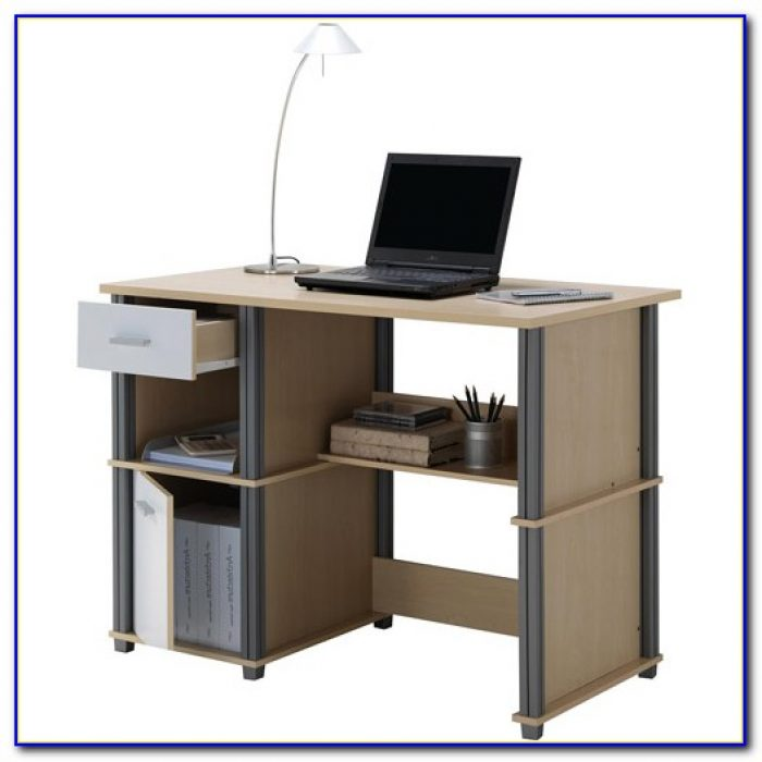 White Student Desk With Hutch Student Desk With Hutch By