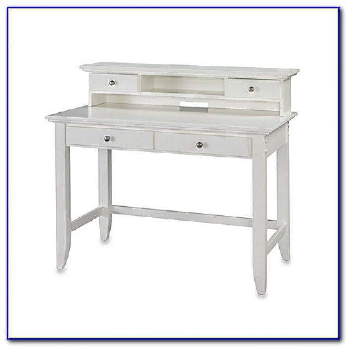 White Student Desk With Hutch Australia