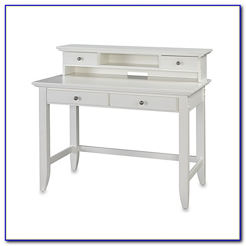 White Student Desk With Hutch Australia