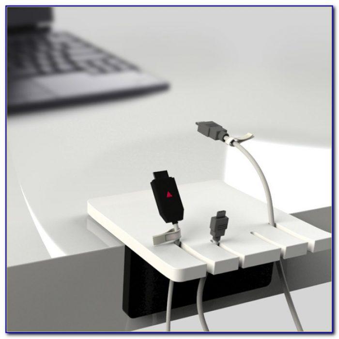 Silver Wire Mesh Desk Accessories Desk Home Design