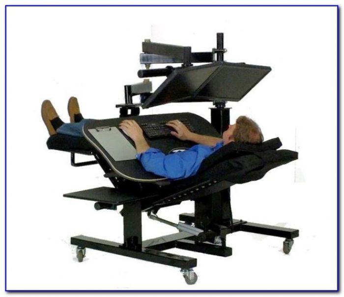 Ergonomic Office Chair Knees Desk Home Design Ideas