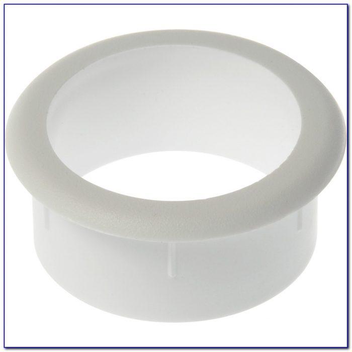 2 Inch Desk Grommet White