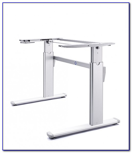 Adjustable Height Desk Frame Only