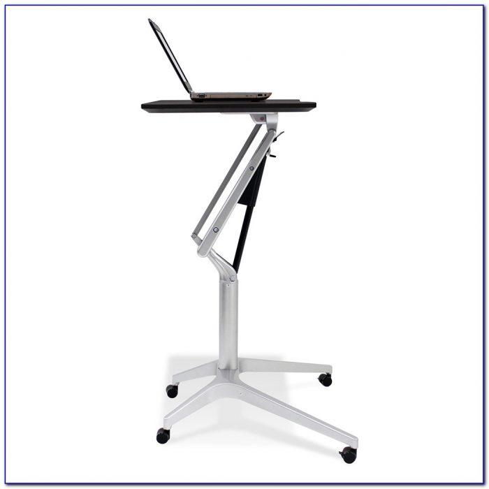 Adjustable Height Lap Desk