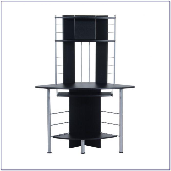 Apollo Computer Tower Corner Desk
