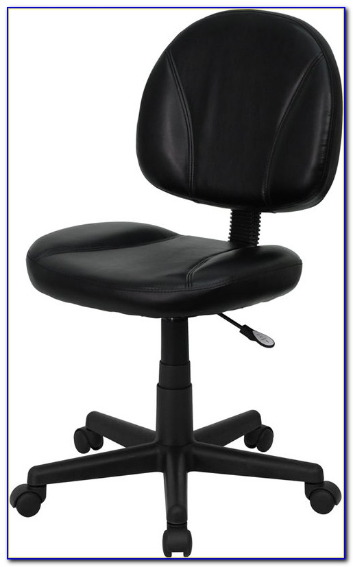 Armless Leather Office Chair Canada