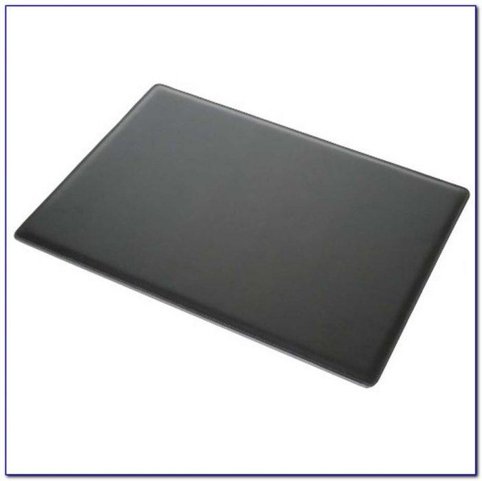 Genuine Leather Desk Blotter Black Desk Home Design