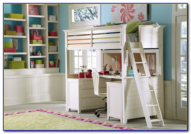 Bunk Bed With Desk Underneath Argos