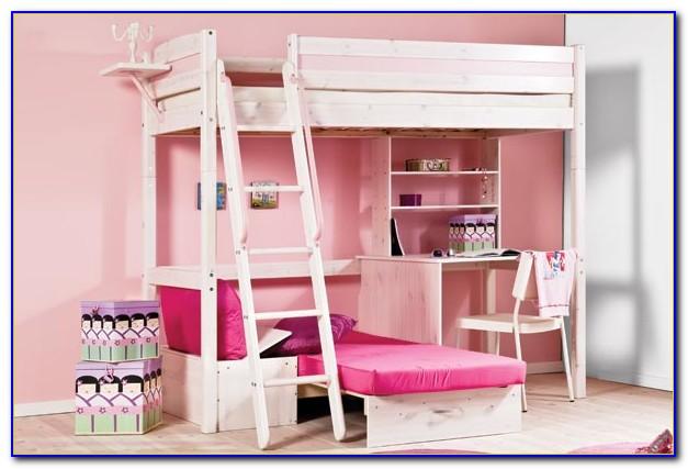 bunk beds with desk ikea desk home design ideas. Black Bedroom Furniture Sets. Home Design Ideas