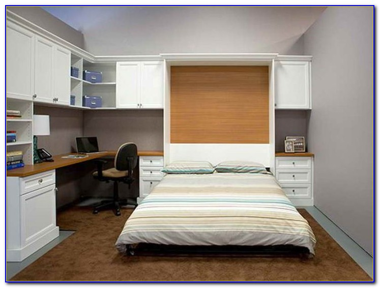Bunk Beds With Desk Attached